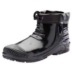 High Ankle Safety Shoes Rain Wear