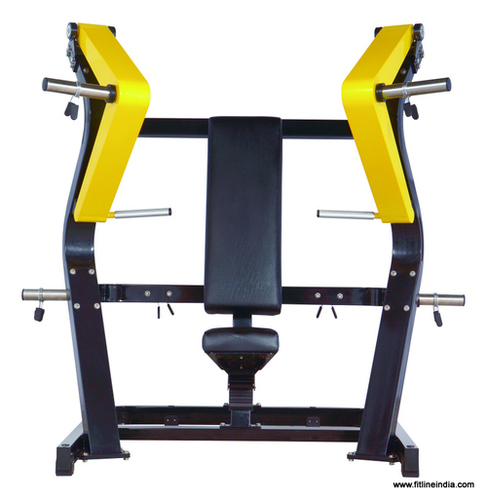 Chest Press Plate Loaded Stations