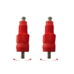 Nipple Drinkers For Breeders Twin Lock (Vrnd-4 Jumbo Type)