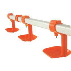 Nipple Drinking System For Broilers