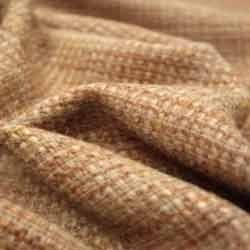 Woolen Check Fabrics