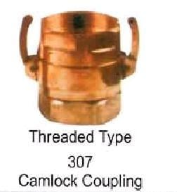 Threaded Type Camlock Couplings For Fire Fitting