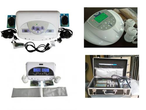 Dual Foot Detox With Lcd Display
