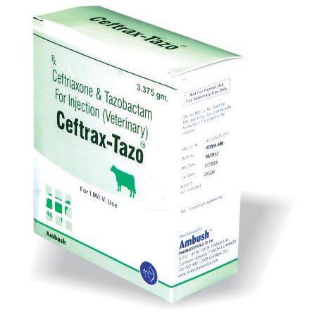 Ceftrax-Tazo Injection