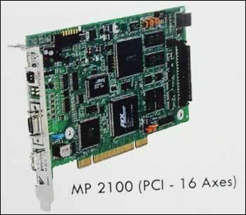 MP2100 (PCI-16 Axes) Machine Controller