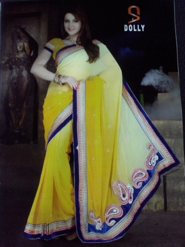 Fancy Saree (Dolly) in  Ring Road