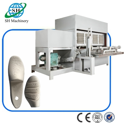 4 Platens Rotating Paper Shoe Stretcher Machine
