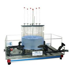 Forced Vortex Flow Apparatus