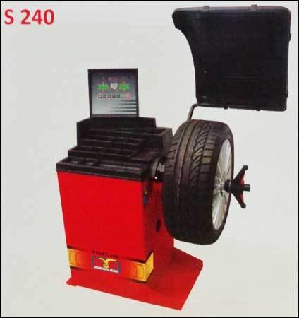 Wheel Balancer (S 240) in  Kavundampalaym
