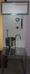 RTD Studies In Plug Flow Reactor