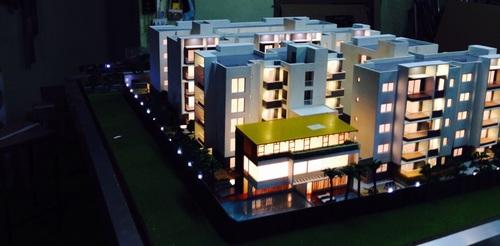 Architectural Building Scale Model
