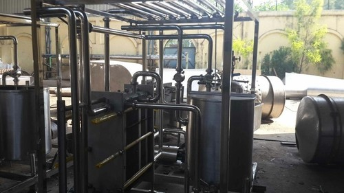 Milk Processing Plant in  60-Sector