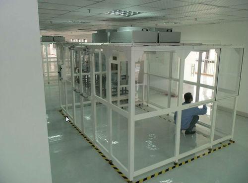 Portable Clean Room Tent & Portable Clean Room Tent in Chennai Tamil Nadu - S. V. T. LAB ...