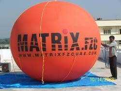 Reliable Advertising Inflatable Balloons