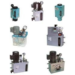 Industrial Lubrication Pumps