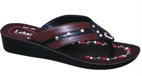 6114f87edc6b Ladies V Shape Slippers (PL-352) - Lawreshwar Polymers Ltd.