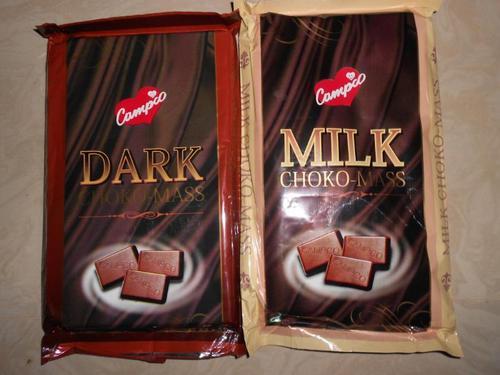 Dark Chocomass