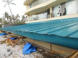 Insulated Standing Seam Roof Panels