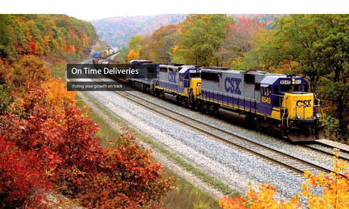 Train Express Cargo Services