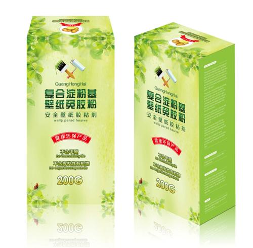 Wallpaper Adhesive Powder in Jiangmen, Guangdong ...