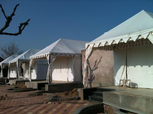 Luxury Guest Room Tent