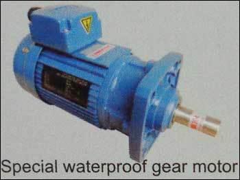 Special Waterproof Gear Motor