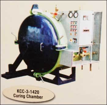 Curing Chamber (Kcc- 3 - 1420)