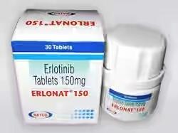 Erlonat Erlotinib Tablets (150mg)