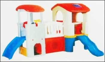 Jumbo Hut Stations Toy