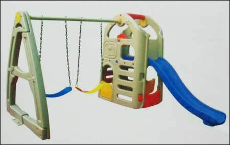 Jumbo Slide N Swing Toy
