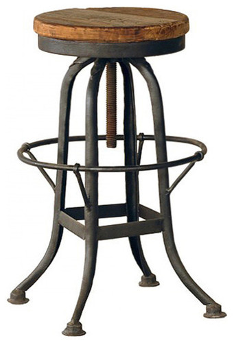 Iron Bar Stool in  New Area
