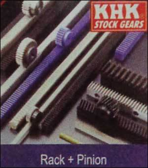Rack & Pinion