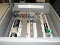 Ventilation Plc Fan Starter Controller