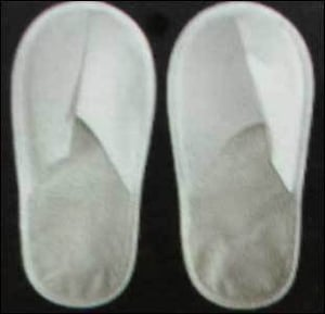 Disposable Slippers (Terry Towel)