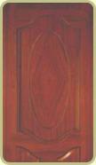 Designer Melamine Moulded Panel Doors