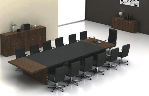 Conference Table In Gurgaon Haryana India AMAN INTERIORS - Conference table india