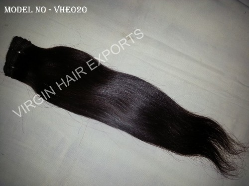 Chemical Free Unprocessed Indian Virgin Human Hair