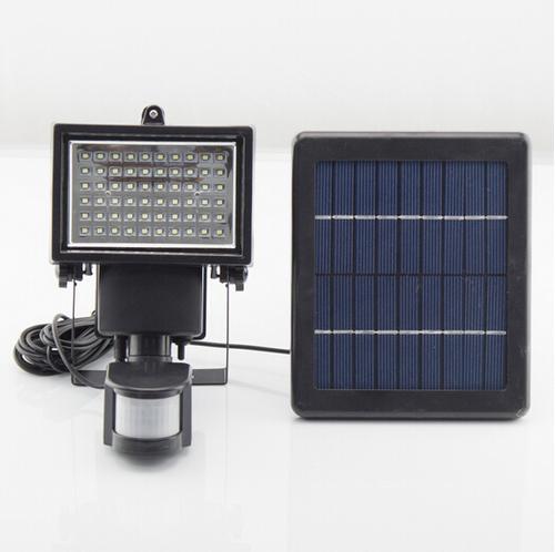 Outdoor Solar Power Garden Emergency Lights