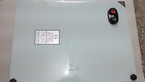 Semi Automatic Star Delta Motor Starter Gu 2 Type