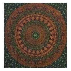 Son Mandala Tapestry Bed Sheet Hippie Bedspread Wall Hanging