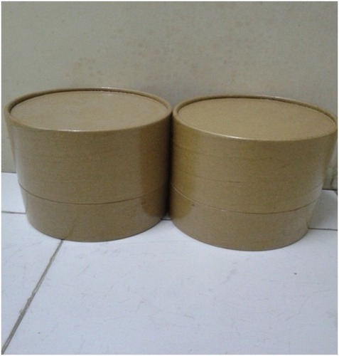 Paper Fiber Drum Without Any Metal Ring