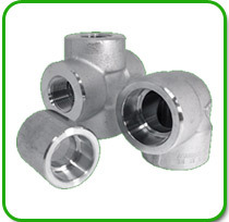 Industrial Forged Pipe Fittings in  Gulalwadi