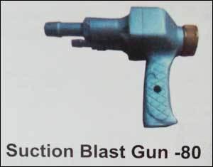 Suction Blast Gun 80