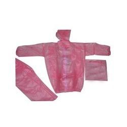 Girls Raincoat Suit