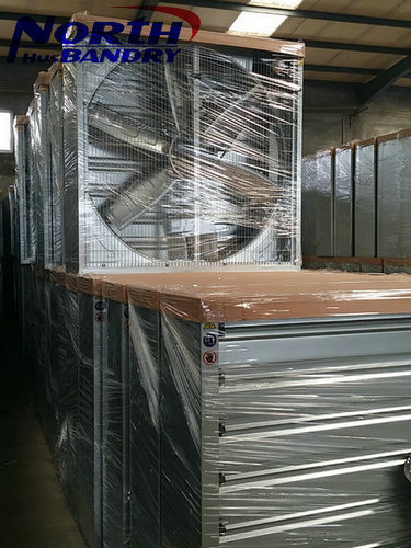 Hammer Or Axial Style Poultry Box Exhaust Fan