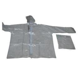 PVC Transparent Rain Suit