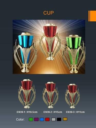 Plastic Trophy Cup