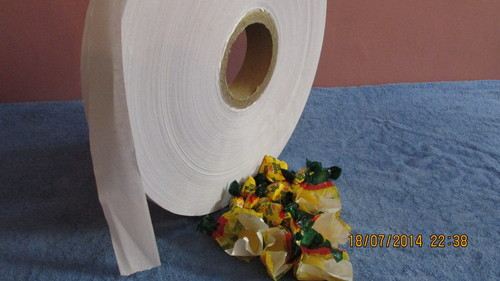 Polycoated Wax Paper Roll