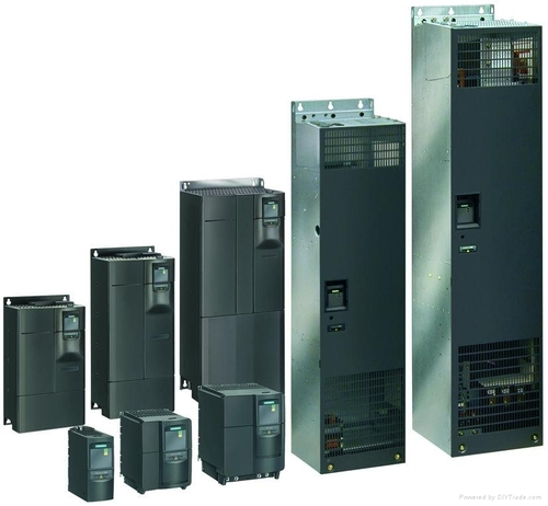 SIEMENS Micro Master 440 Inverter I/O And CPU Modules PLC 2