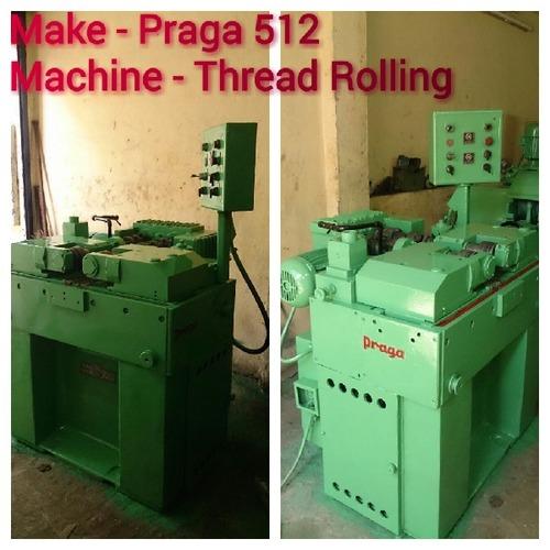 Thread Rolling Machine In Chennai, Tamil Nadu - Dealers